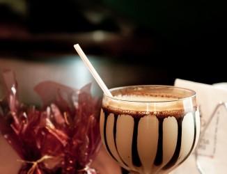 Frapê de Café: um sucesso da Cafeteria do Museu