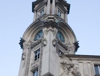 Torre do Relógio. Crédito: Claudio Arouca