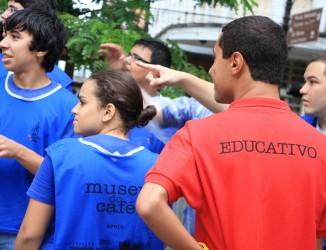 Gincana Educativa de aniversário da cidade de Santos