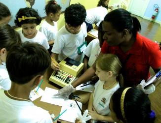 """Atividade educativa """"Dia do Museólogo"""""""