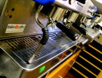 Máquina profissional de café espresso