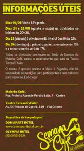 Semana do Café de Lorena_INFO UTEIS