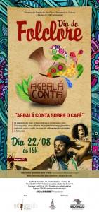 Convite Dia do Folclore