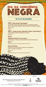 Convite Consciência Negra
