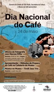 Convite Dia Nacional do Café