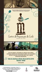 Convite Inauguração CPC