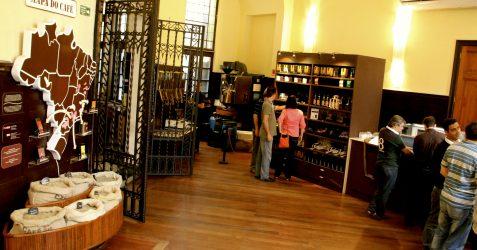 Cafeteria do Museu - Karina Frey