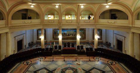 Salão do Pregão - Victor Hugo Mori